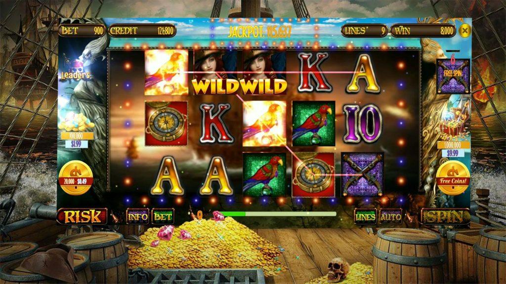 Trik 100% Menang Main Game Slot Uang Asli