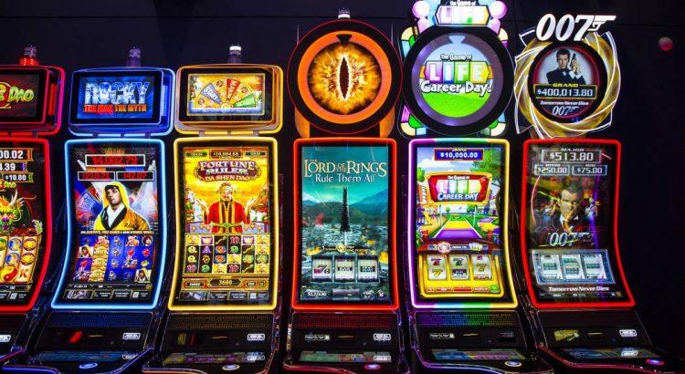 5 karakteristik mesin slot yang wajib anda ketahui